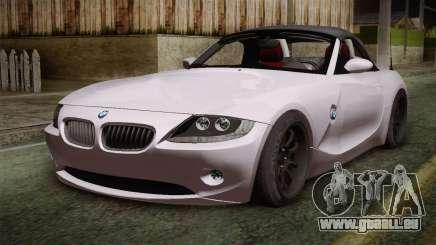 BMW Z4 V10 IVF pour GTA San Andreas