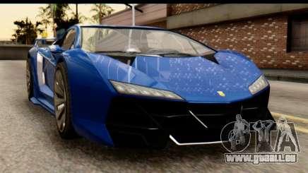 GTA 5 Pegassi Zentorno v2 pour GTA San Andreas
