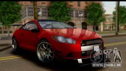 GTA 5 Maibatsu Penumbra IVF pour GTA San Andreas