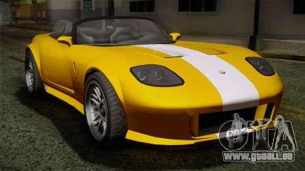 GTA 5 Invetero Coquette SA Mobile für GTA San Andreas
