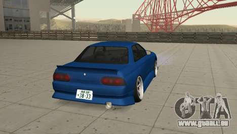 Nissan Skyline R32 Sedan für GTA San Andreas linke Ansicht
