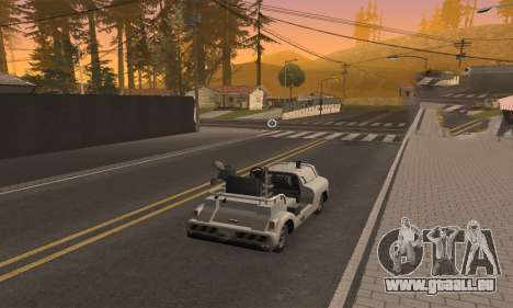 CLEO Drive By für GTA San Andreas her Screenshot