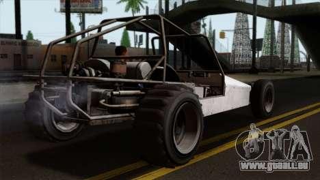 GTA 5 Dune Buggy pour GTA San Andreas laissé vue