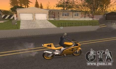 CLEO Drive By pour GTA San Andreas troisième écran