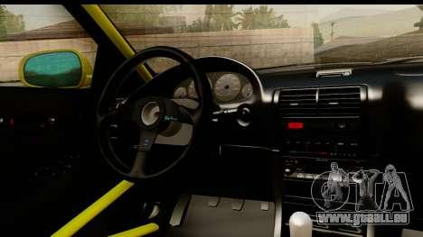 Acura Integra Type R 2001 pour GTA San Andreas vue de côté
