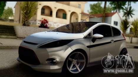 Ford Fiesta für GTA San Andreas