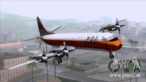 L-188 Electra PSA pour GTA San Andreas