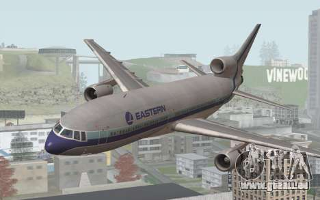 Lookheed L-1011 Eastern Als für GTA San Andreas