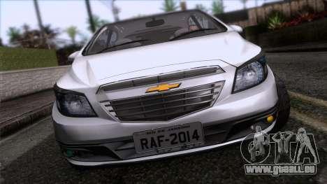 Chevrolet Onix für GTA San Andreas