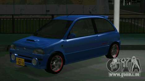 Subaru Vivio RX-R pour GTA San Andreas