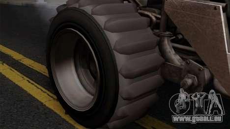 GTA 5 Dune Buggy pour GTA San Andreas vue arrière