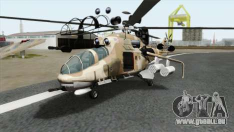 Savage GTA 5 v1.1 für GTA San Andreas