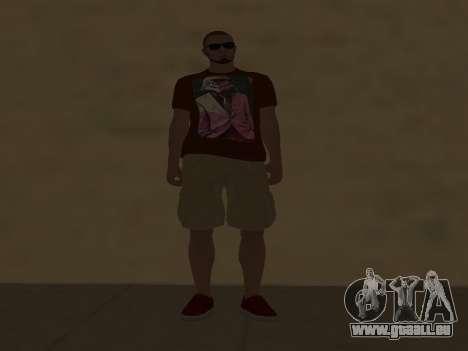 ALEX&GRIN Skin pour GTA San Andreas