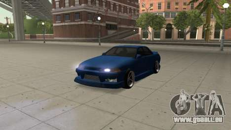 Nissan Skyline R32 Sedan für GTA San Andreas