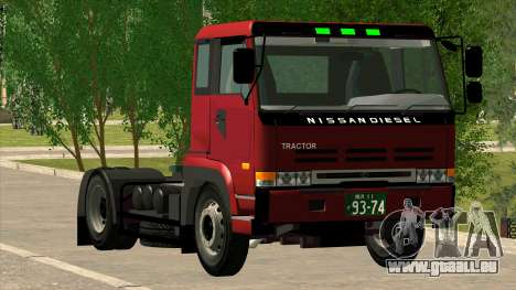 Nissan Diesel Bigthumb CK pour GTA San Andreas