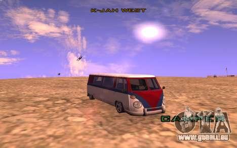 Greenlight ENB v1 für GTA San Andreas her Screenshot