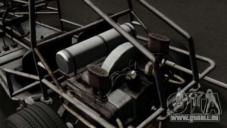 GTA 5 Space Docker SA Mobile pour GTA San Andreas vue de droite