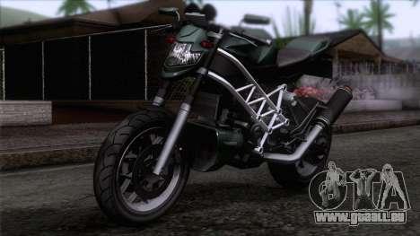 Principe Lectro pour GTA San Andreas
