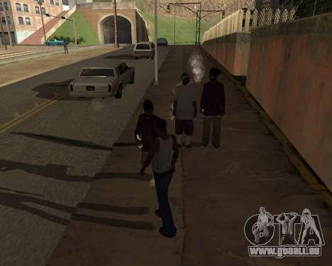 Shadows Settings Extender 2.1.2 pour GTA San Andreas quatrième écran