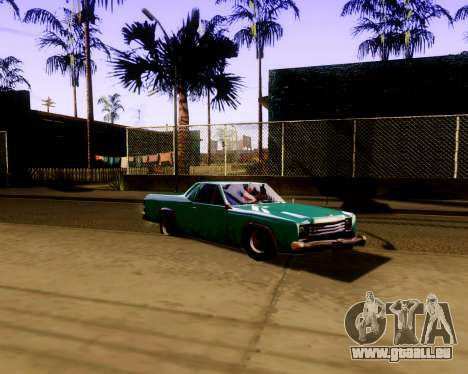 Ultimate ENB Series für GTA San Andreas dritten Screenshot