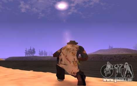 Greenlight ENB v1 für GTA San Andreas zweiten Screenshot