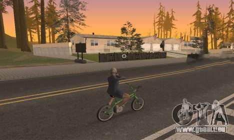 CLEO Drive By pour GTA San Andreas deuxième écran