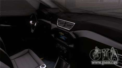 Chevrolet Onix für GTA San Andreas rechten Ansicht