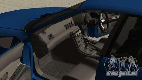 Nissan Skyline R32 Sedan für GTA San Andreas rechten Ansicht