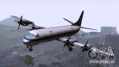 L-188 Electra KLM v2 für GTA San Andreas