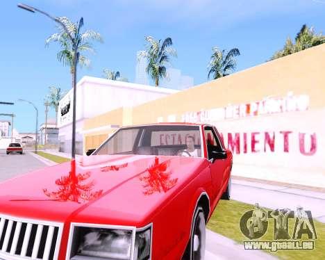 ENB Low PC AKedition für GTA San Andreas her Screenshot