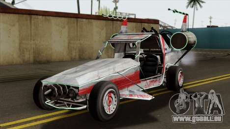 GTA 5 Space Docker IVF pour GTA San Andreas