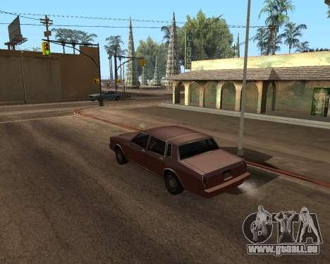Shadows Settings Extender 2.1.2 pour GTA San Andreas cinquième écran