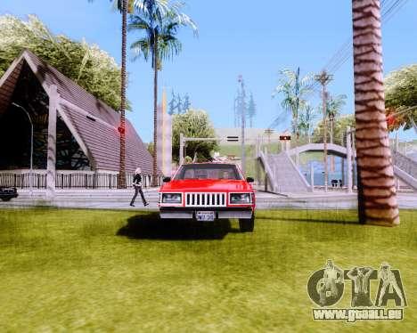 ENB Low PC AKedition pour GTA San Andreas troisième écran