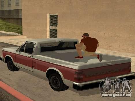 ALEX&GRIN Skin pour GTA San Andreas cinquième écran