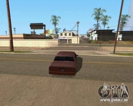 Shadows Settings Extender 2.1.2 pour GTA San Andreas sixième écran