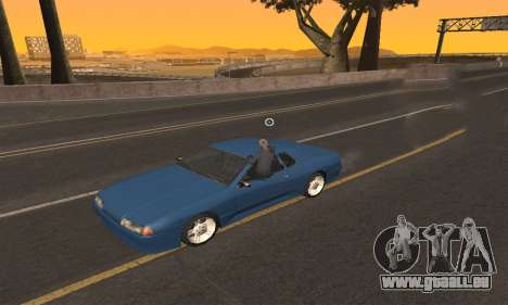 CLEO Drive By pour GTA San Andreas