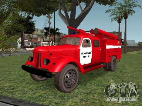 ZIL 164 Feuer für GTA San Andreas