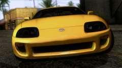 Toyota Supra S-Spec (JZA80) 1993 ECO APT