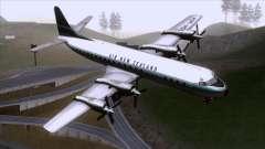 L-188 Electra Air New Zealand