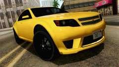 GTA 5 Cheval Fugitif FIV АПП