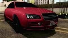 GTA 5 Obey Tailgater v2 SA Style