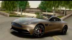 Aston Martin Vanquish 2013 Road version pour GTA San Andreas