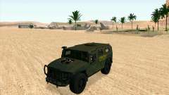 GAZ 2975 pour GTA San Andreas