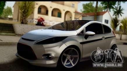 Ford Fiesta pour GTA San Andreas