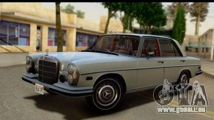Mercedes-Benz 300 SEL 6.3 (W109) 1967 FIV АПП pour GTA San Andreas