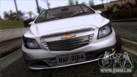 Chevrolet Onix pour GTA San Andreas
