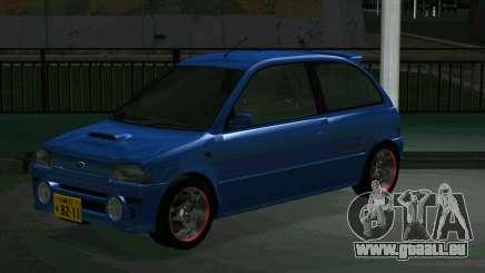 Subaru Vivio RX-R für GTA San Andreas