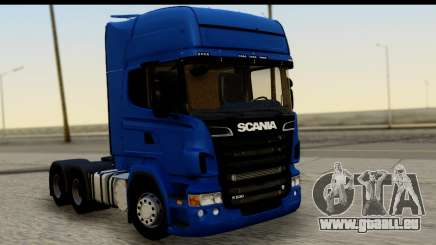 Scania G 4х6 pour GTA San Andreas