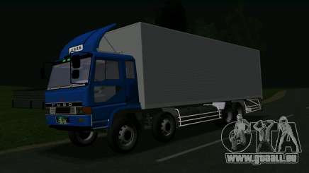 Mitsubishi Fuso The Great für GTA San Andreas