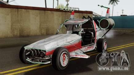 GTA 5 Space Docker IVF pour GTA San Andreas